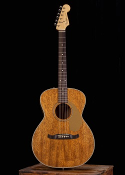 Fender 0960215021 Newporter  USA Select, All Solid Mahogany, Natural