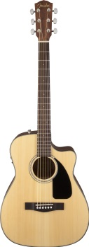 Fender 0961454221 CF-60CE Folk w/case