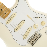 Fender 0145802305 Jimi Hendrix Stratocaster®, Maple Fingerboard, Olympic White
