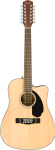 Fender 0970193021 CD-60SCE Dreadnought 12-String