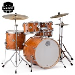 ST5295FCIC Mapex Drum Set Camphor Wood Grain