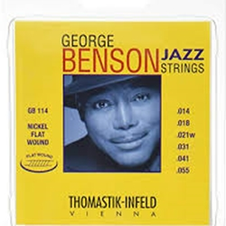 THOMASTIK GB114 THMSTK GBENSON JAZZ SET