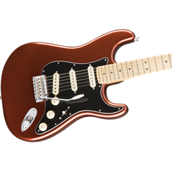 Fender 0147302384 Deluxe Roadhouse Stratocaster®, Maple Fingerboard, Classic Copper