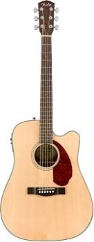 Fender 0962704221 CD-140SCE with Case, Natural
