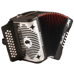 Hohner 3100GB Panther 3100 Accordion